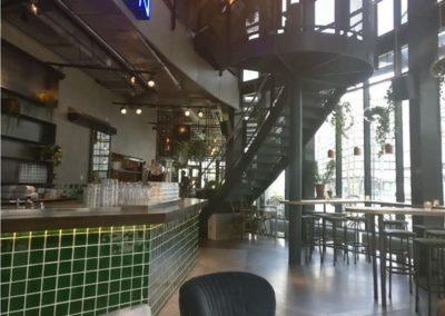 NEN3140 keuring restaurant Weena