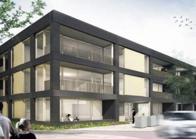 61 Appartementen Eindhoven