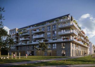 198 Appartementen Utrecht