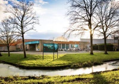 Zwembad kerkpolder te Delft